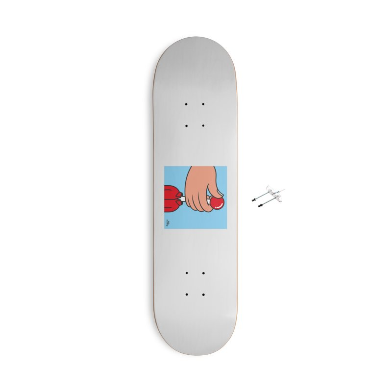 CONTROL Accessories Skateboard by Notawonderboy!