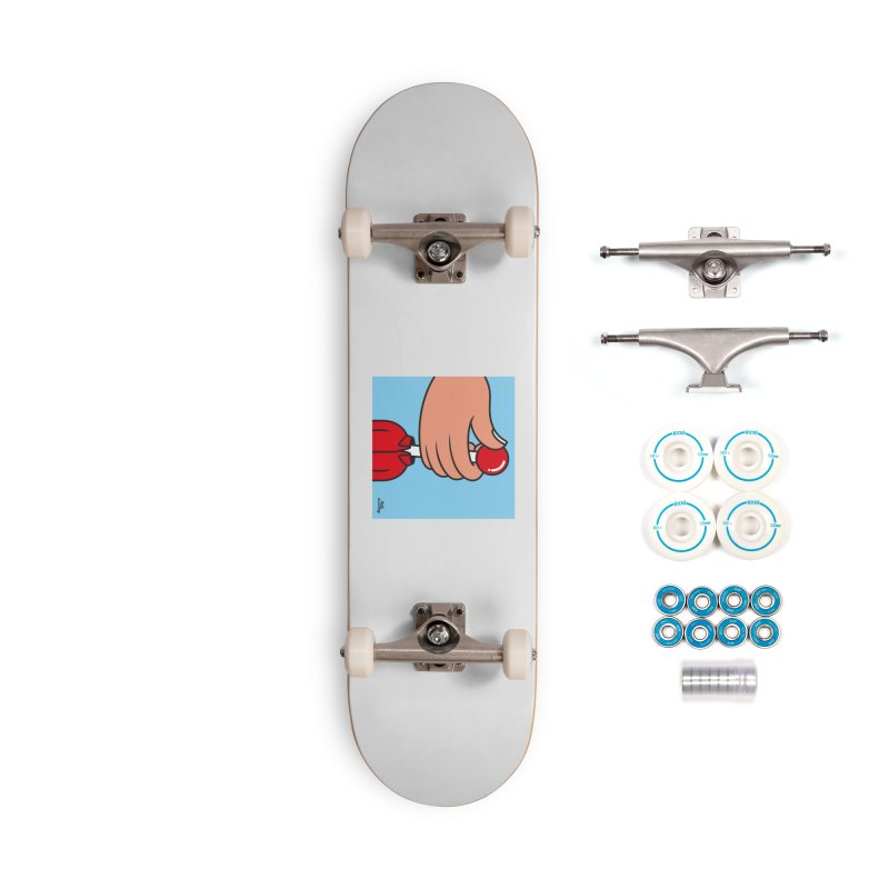 CONTROL Accessories Complete - Basic Skateboard by Notawonderboy!