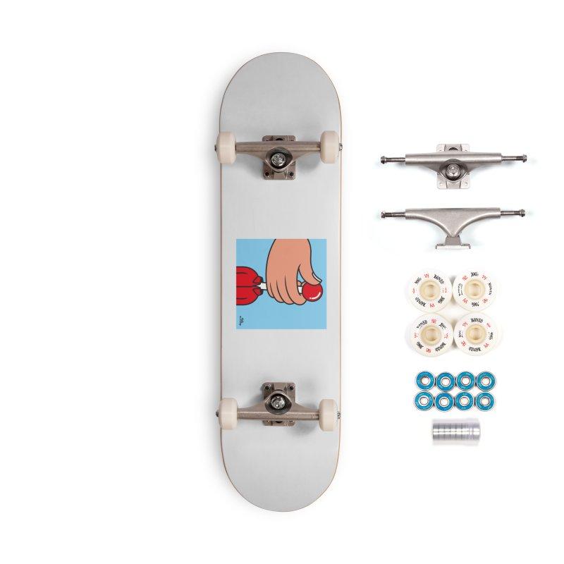 CONTROL Accessories Complete - Premium Skateboard by Notawonderboy!