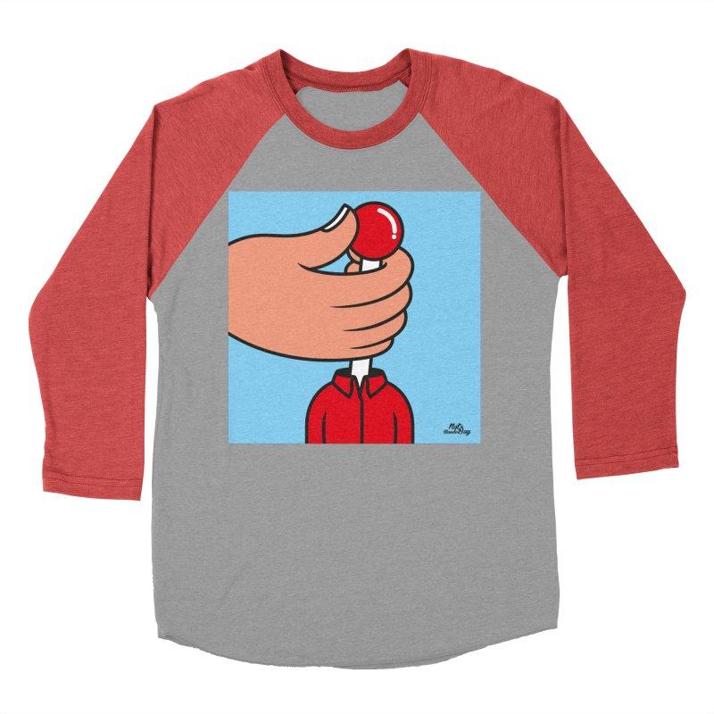 CONTROL Women's Baseball Triblend Longsleeve T-Shirt by Notawonderboy!