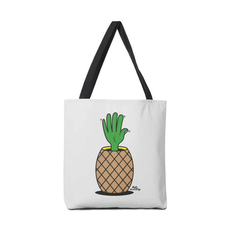 ANANAS Accessories Tote Bag Bag by Notawonderboy!