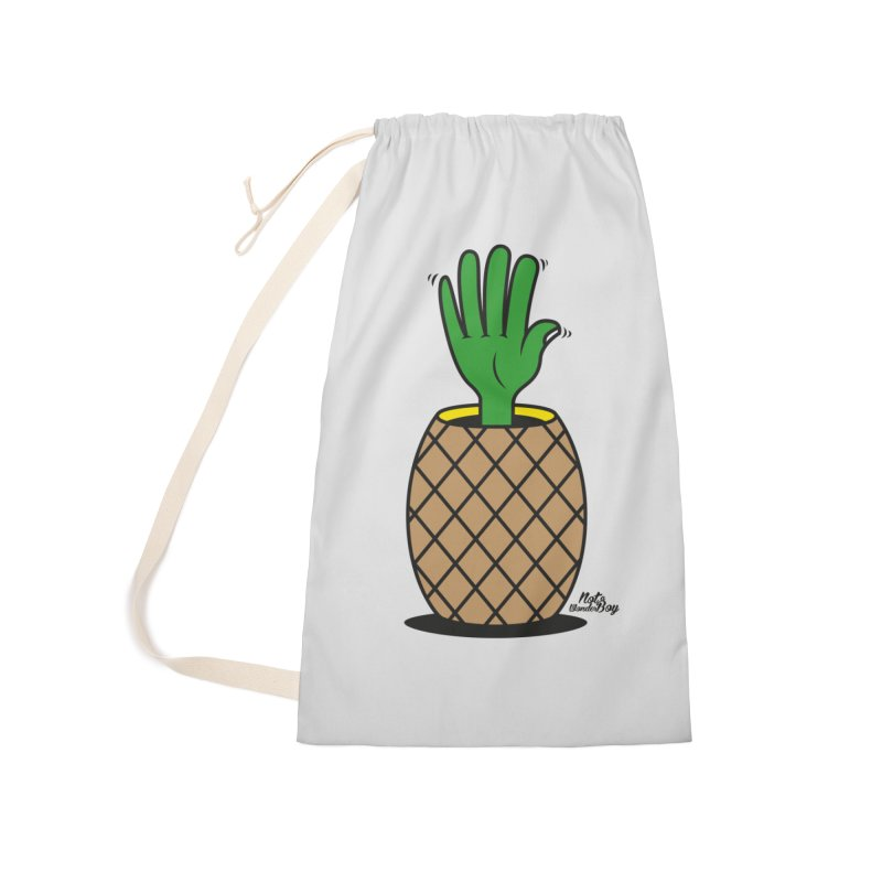 ANANAS Accessories Bag by Notawonderboy!