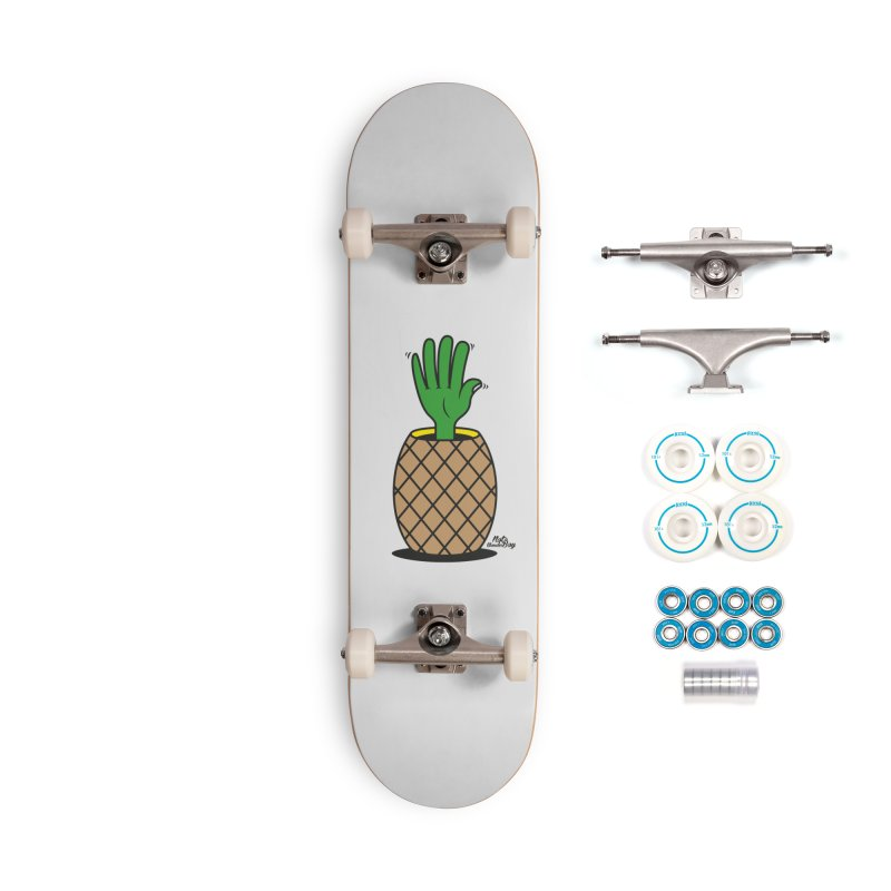 ANANAS Accessories Complete - Basic Skateboard by Notawonderboy!