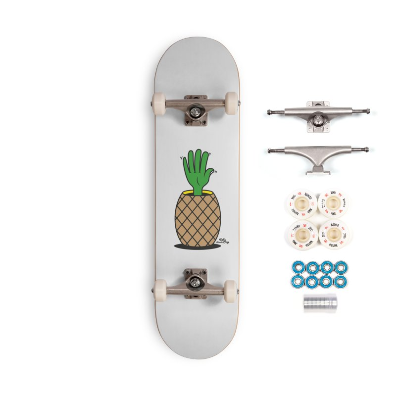 ANANAS Accessories Skateboard by Notawonderboy!