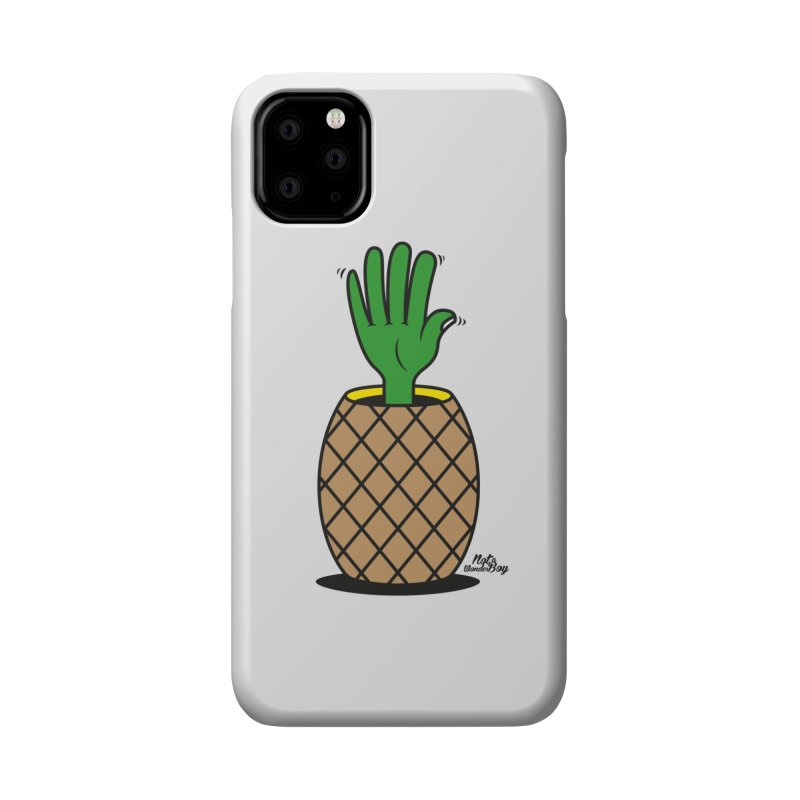 ANANAS Accessories Phone Case by Notawonderboy!