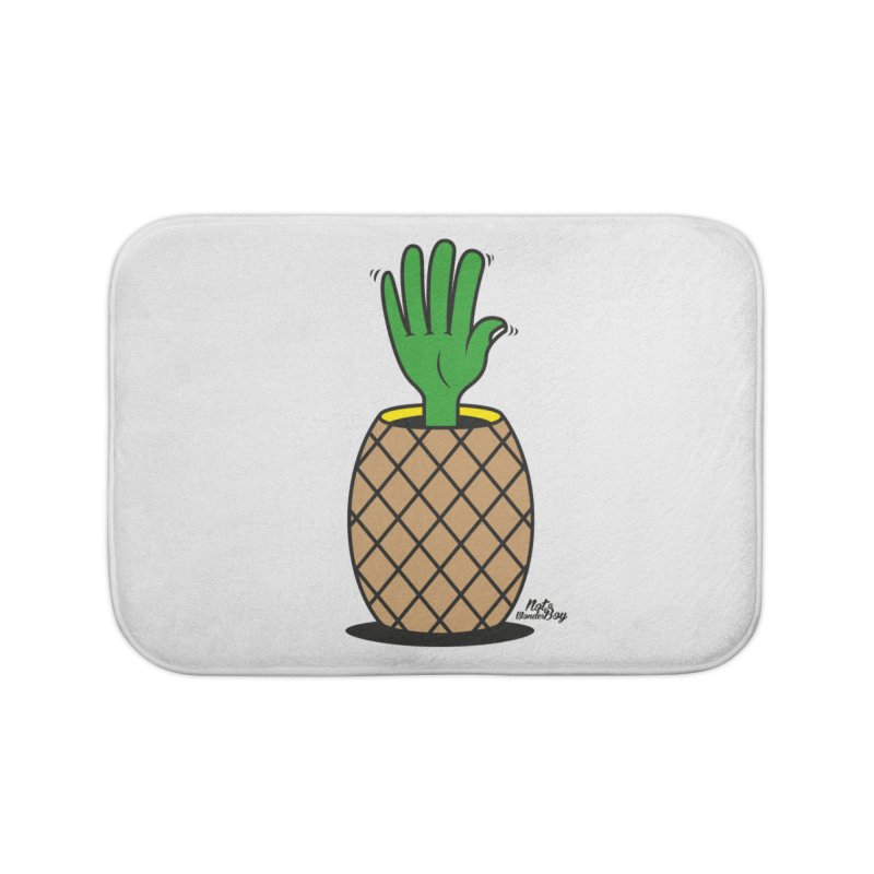 ANANAS Home Bath Mat by Notawonderboy!