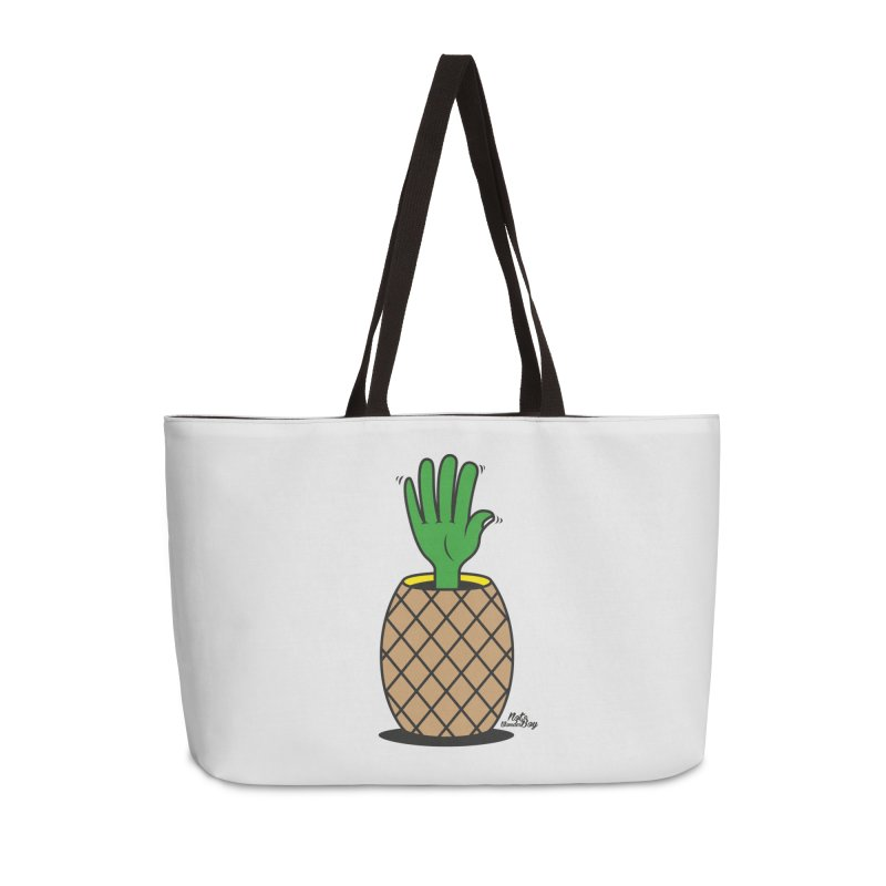 ANANAS Accessories Weekender Bag Bag by Notawonderboy!