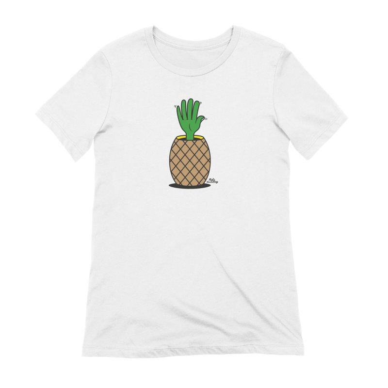 ANANAS Women's T-Shirt by Notawonderboy!