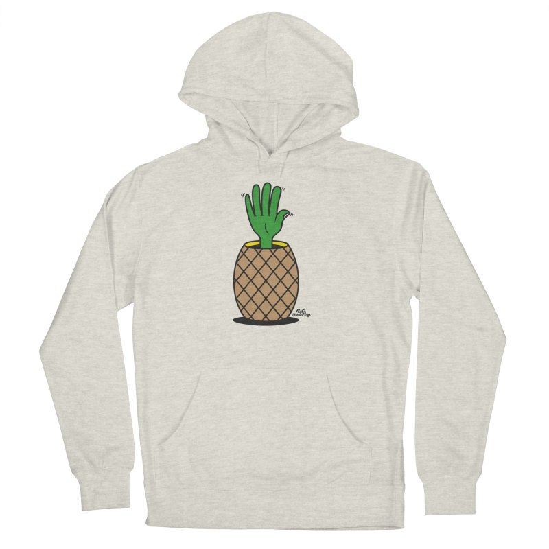 ANANAS Women's French Terry Pullover Hoody by Notawonderboy!