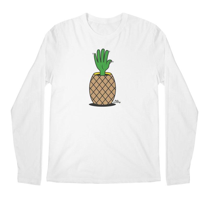 ANANAS Men's Longsleeve T-Shirt by Notawonderboy!