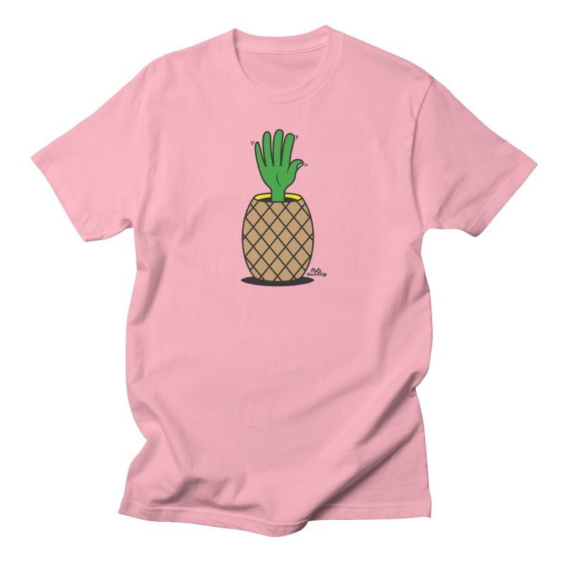ANANAS Women's Regular Unisex T-Shirt by Notawonderboy!