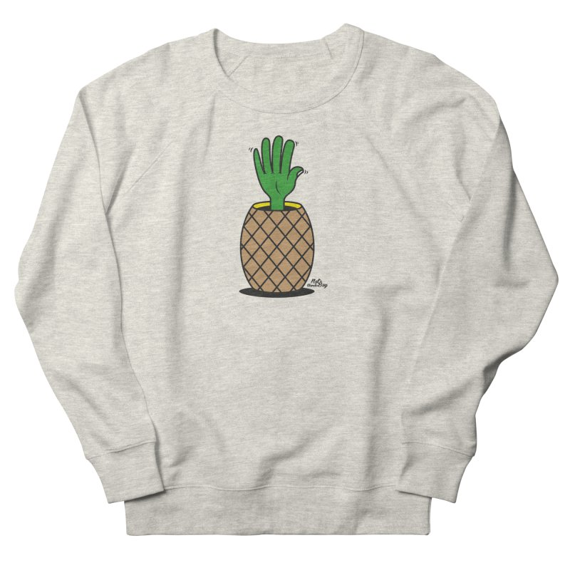 ANANAS Women's French Terry Sweatshirt by Notawonderboy!