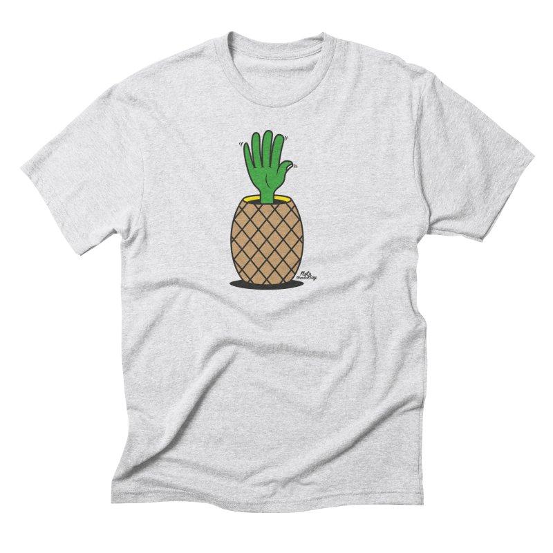 ANANAS Men's Triblend T-Shirt by Notawonderboy!