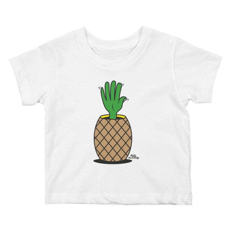 ANANAS Kids Baby T-Shirt by Notawonderboy!