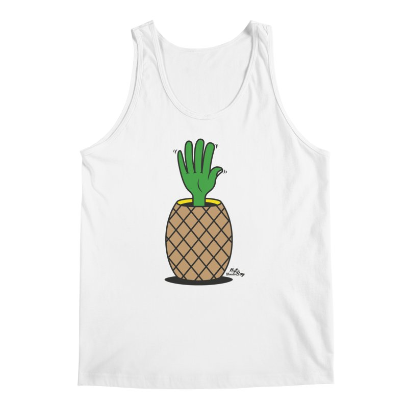 ANANAS Men's Regular Tank by Notawonderboy!