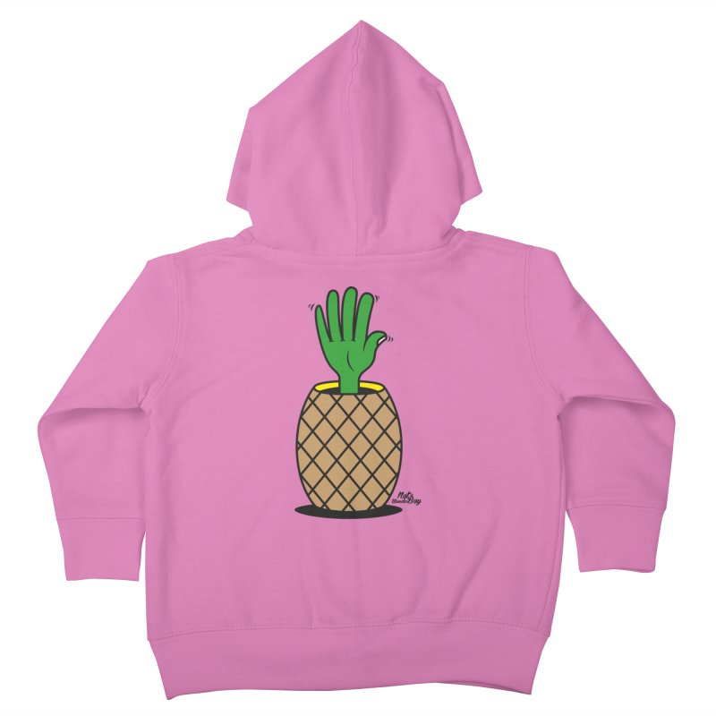 ANANAS Kids Toddler Zip-Up Hoody by Notawonderboy!