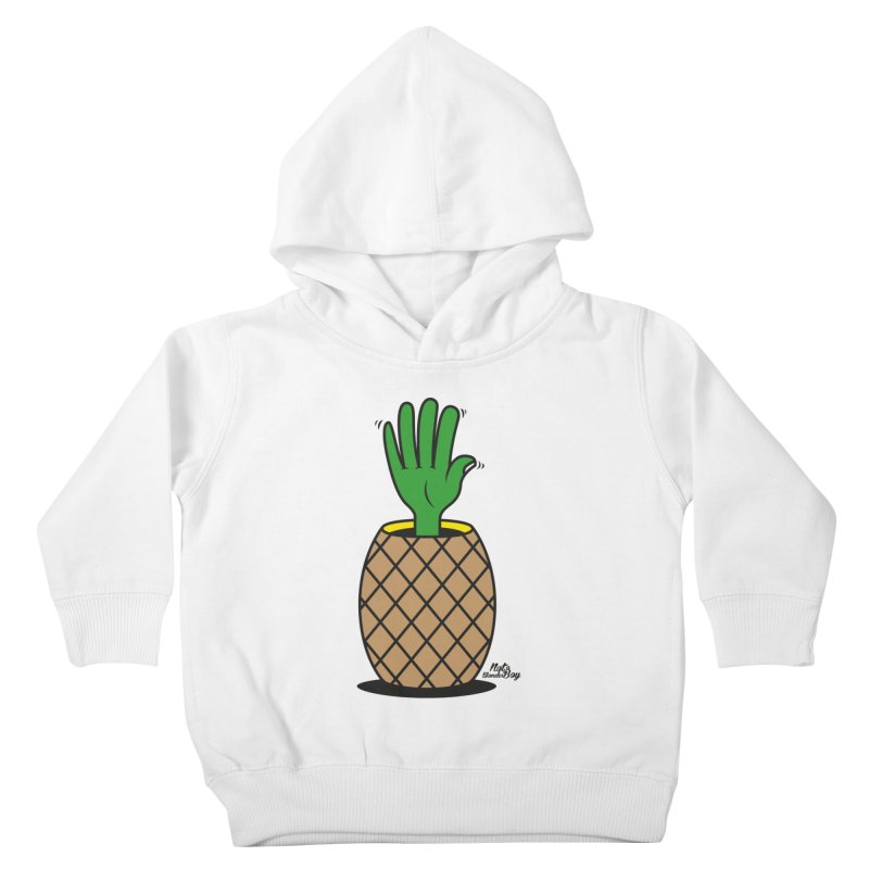 ANANAS Kids Toddler Pullover Hoody by Notawonderboy!