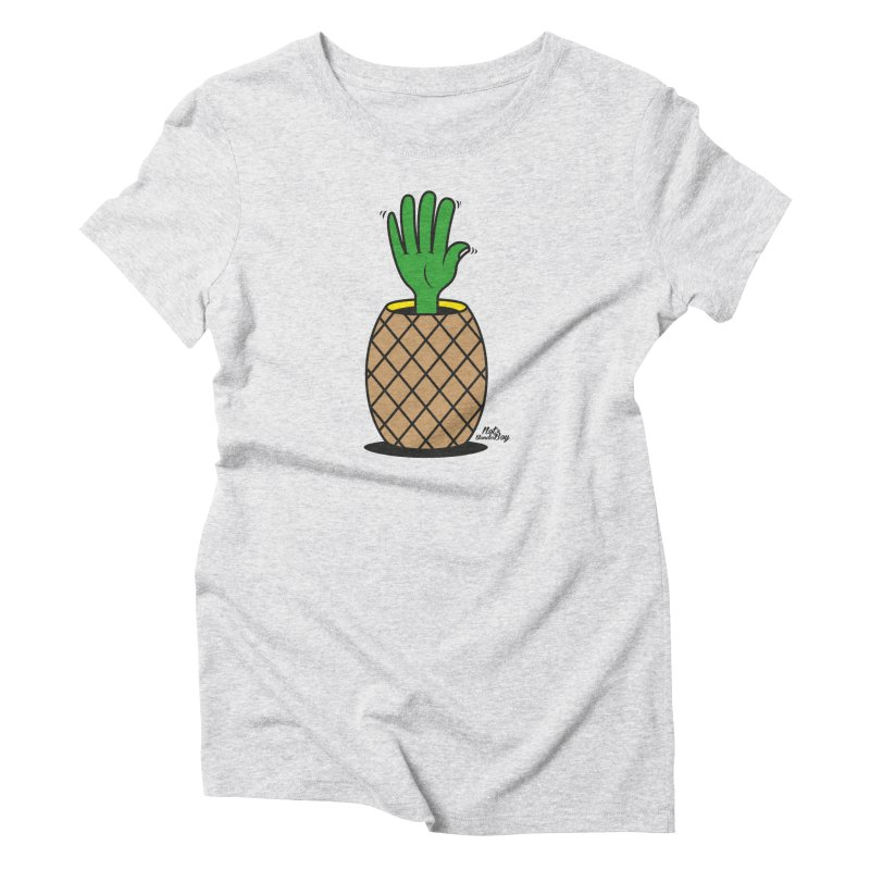 ANANAS Women's Triblend T-Shirt by Notawonderboy!