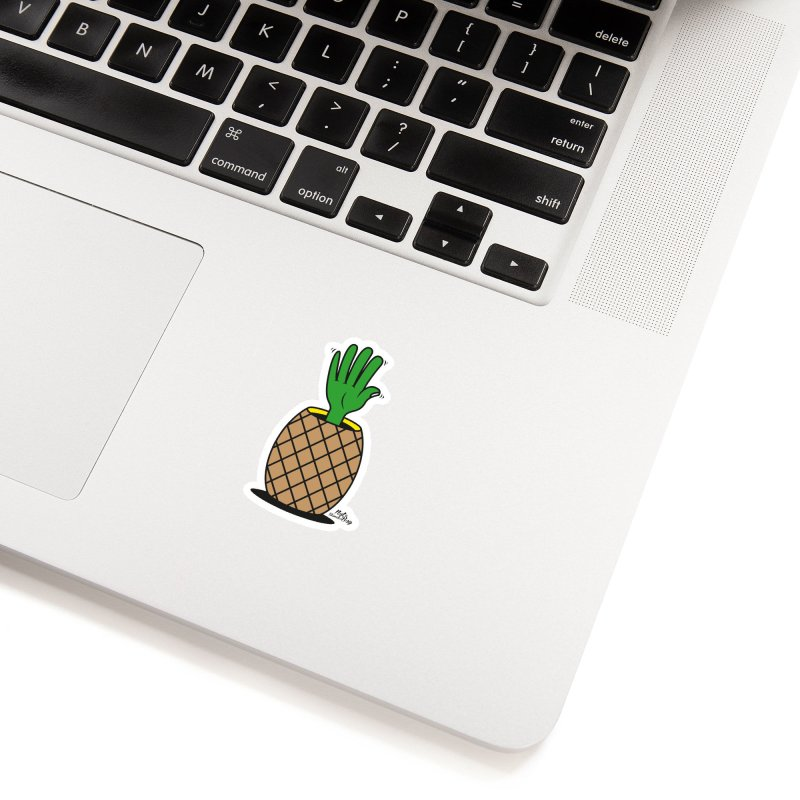 ANANAS Accessories Sticker by Notawonderboy!