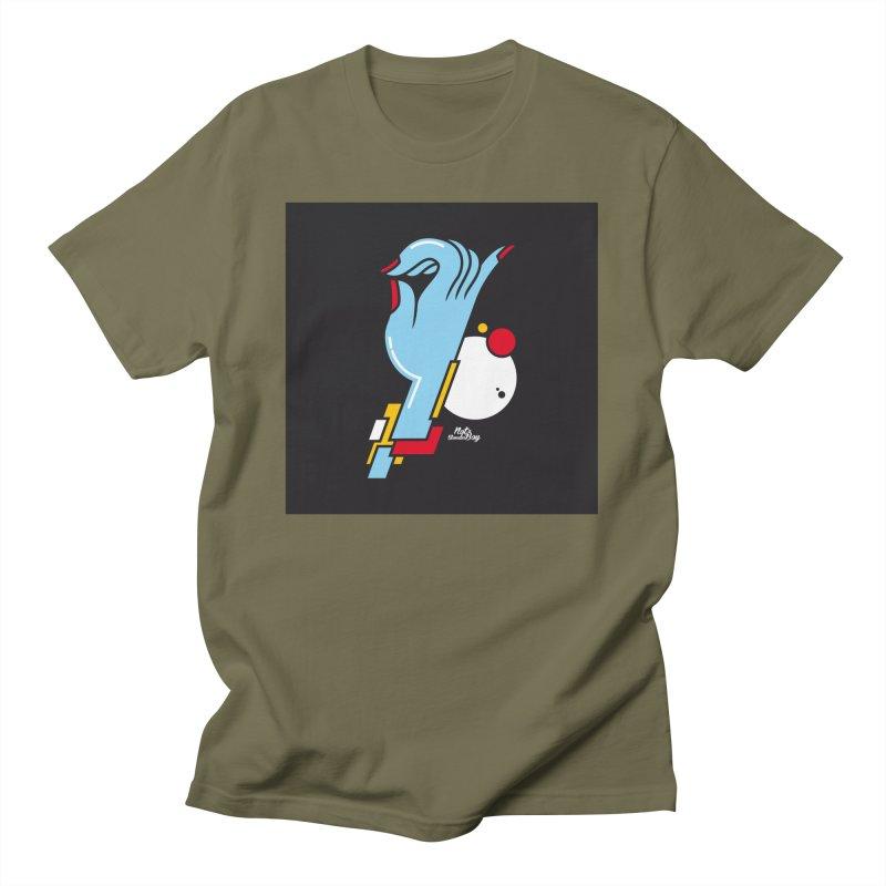 Hand 1 Men's T-Shirt by Notawonderboy!