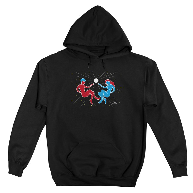 Mostro Men's Pullover Hoody by Notawonderboy!