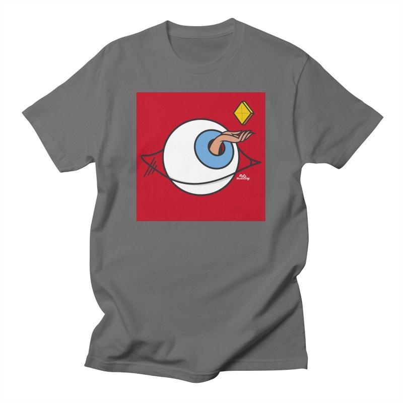 Blind Men's T-Shirt by Notawonderboy!