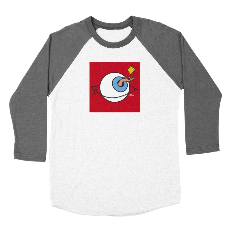 Blind Women's Longsleeve T-Shirt by Notawonderboy!