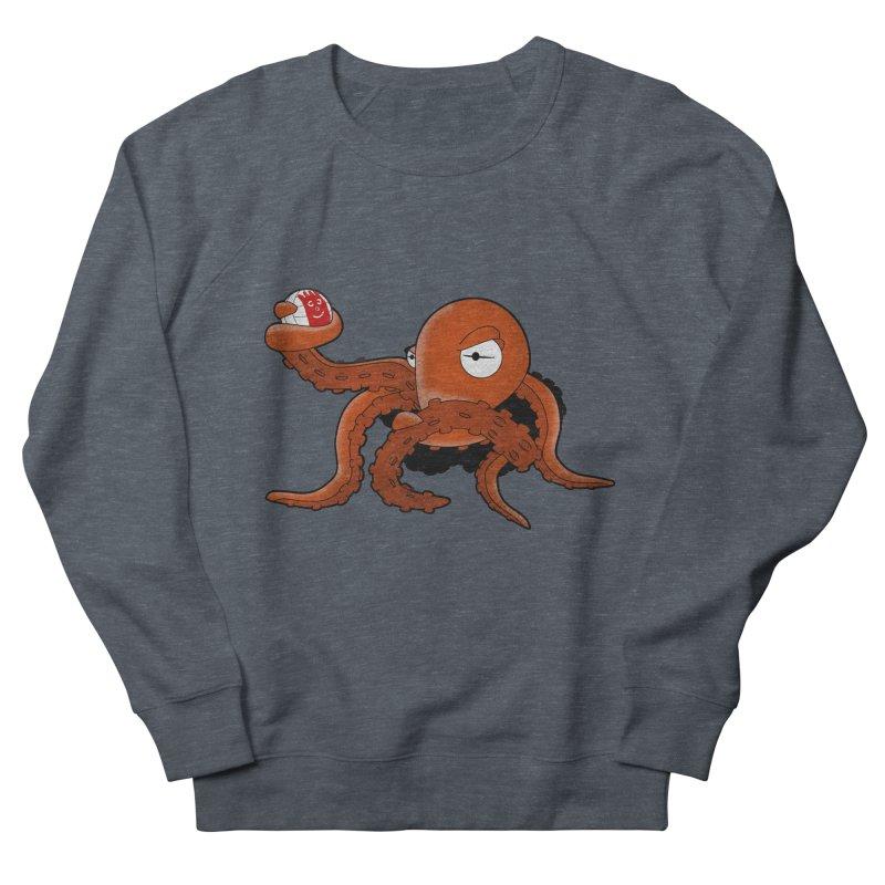 Octopus Wilson Women's Sweatshirt by notblinking's Artist Shop
