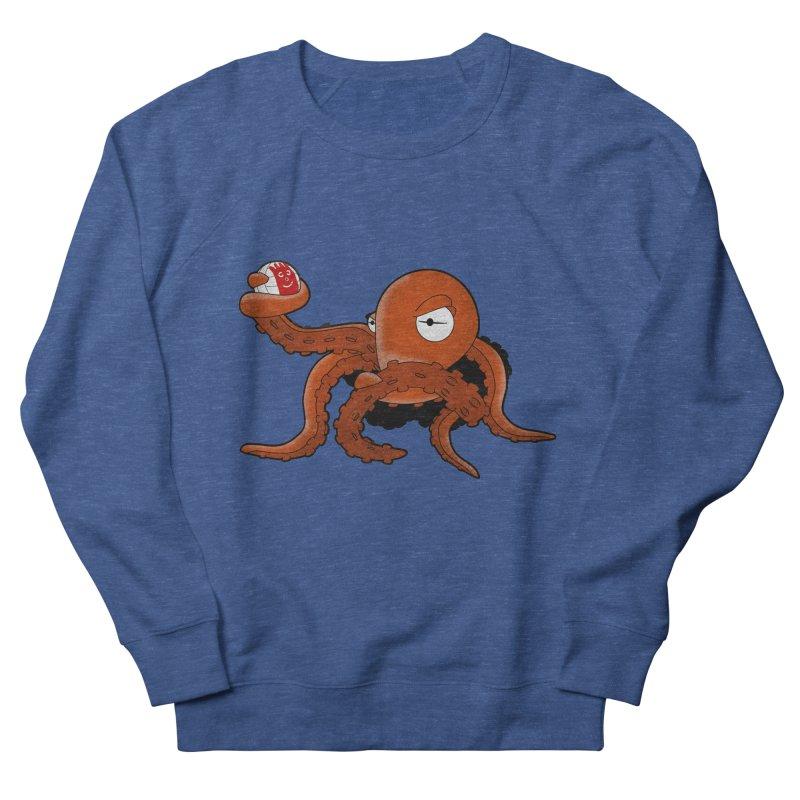Octopus Wilson Men's Sweatshirt by notblinking's Artist Shop
