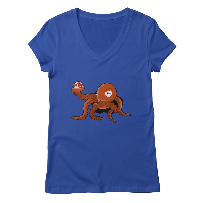 Octopus Wilson   by notblinking's Artist Shop