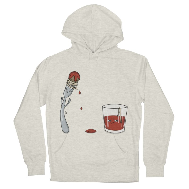 Food Buddies Women's Pullover Hoody by notblinking's Artist Shop