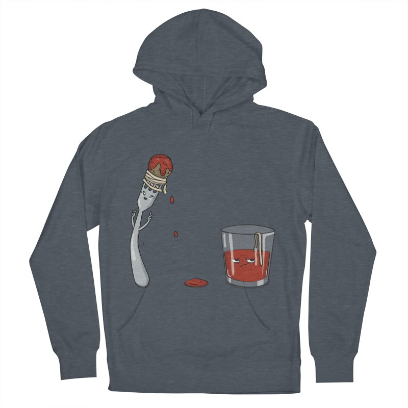 Food Buddies Men's Pullover Hoody by notblinking's Artist Shop
