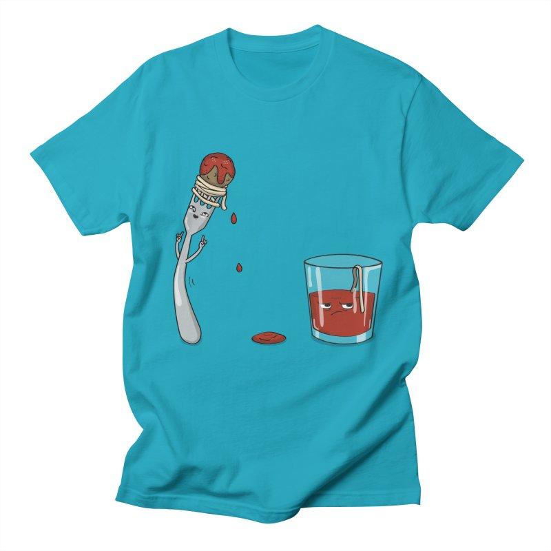 Food Buddies Men's T-shirt by notblinking's Artist Shop