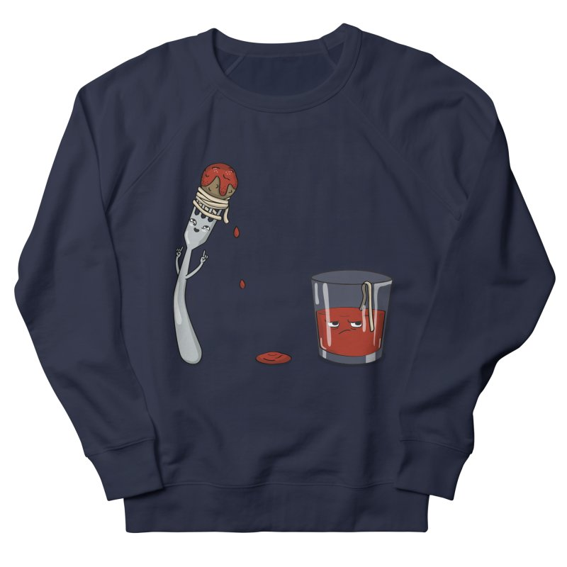 Food Buddies Men's Sweatshirt by notblinking's Artist Shop