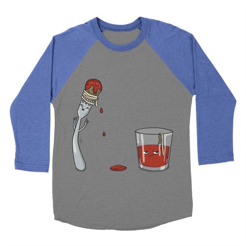 Food Buddies Women's Baseball Triblend T-Shirt by notblinking's Artist Shop