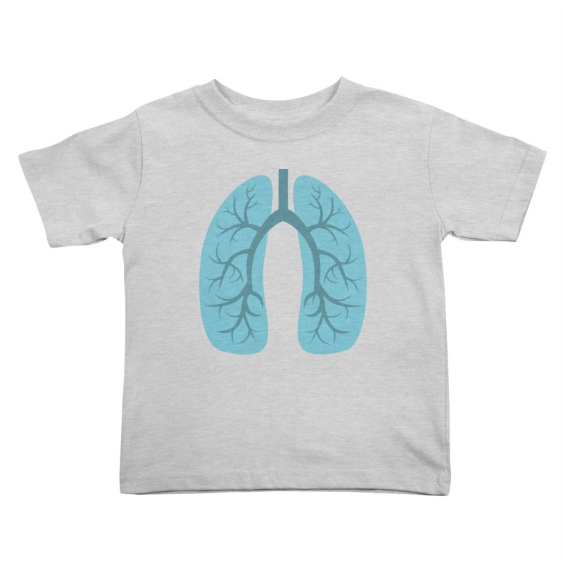 Breathe Kids Toddler T-Shirt by notblinking's Artist Shop