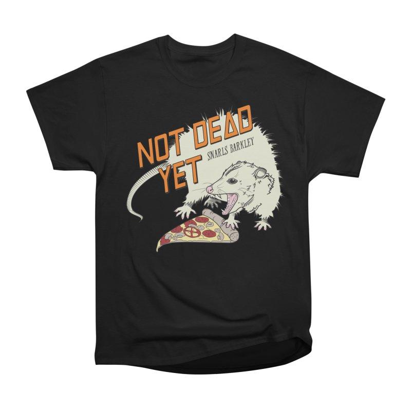 Snarls Barkley Pizza Protec Women's T-Shirt by Not Dead Yet Merch
