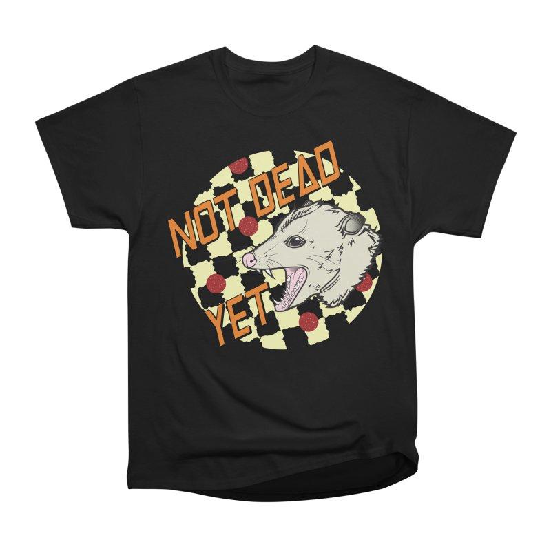 Snarls Barkley Round Logo Women's Heavyweight Unisex T-Shirt by Not Dead Yet Merch