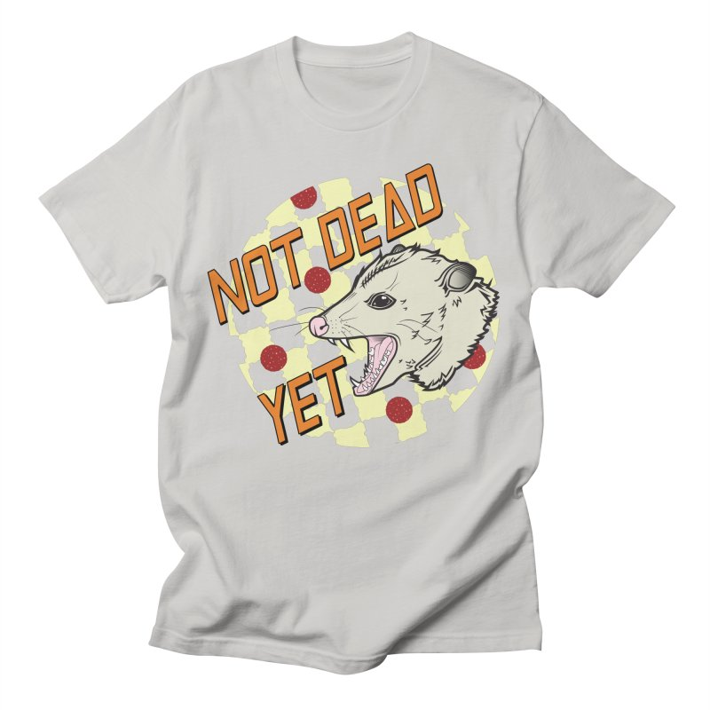 Snarls Barkley Round Logo Men's T-Shirt by Not Dead Yet Merch