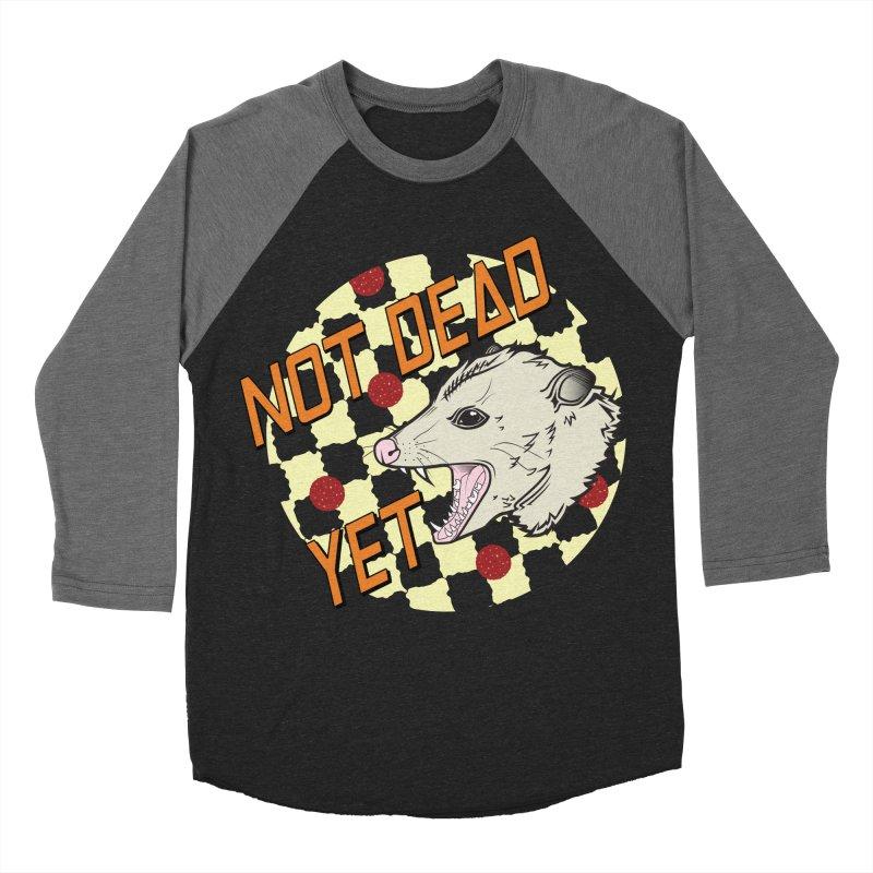 Snarls Barkley Round Logo Women's Baseball Triblend Longsleeve T-Shirt by Not Dead Yet Merch