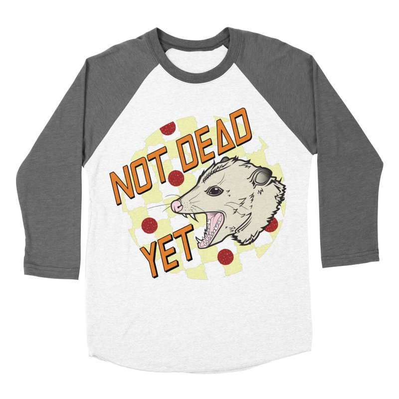 Snarls Barkley Round Logo Men's Baseball Triblend Longsleeve T-Shirt by Not Dead Yet Merch
