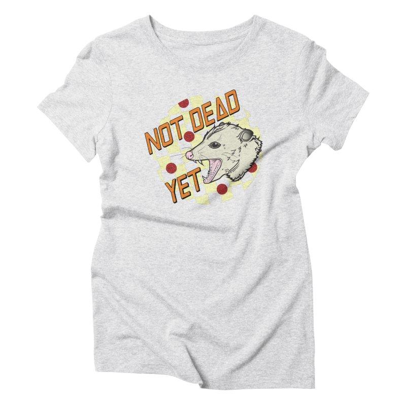 Snarls Barkley Round Logo Women's T-Shirt by Not Dead Yet Merch