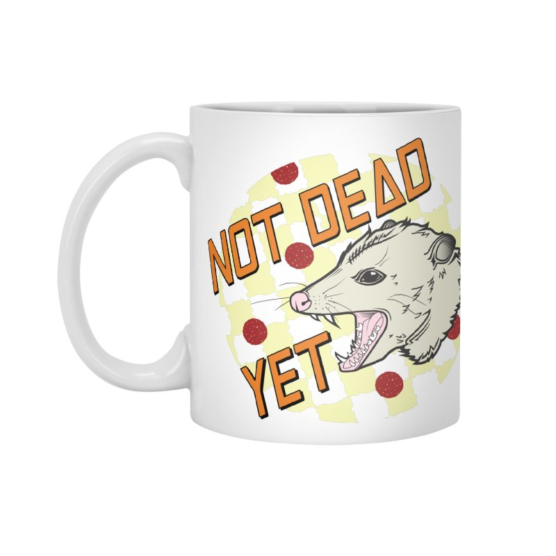 Snarls Barkley Round Logo Accessories Standard Mug by Not Dead Yet Merch