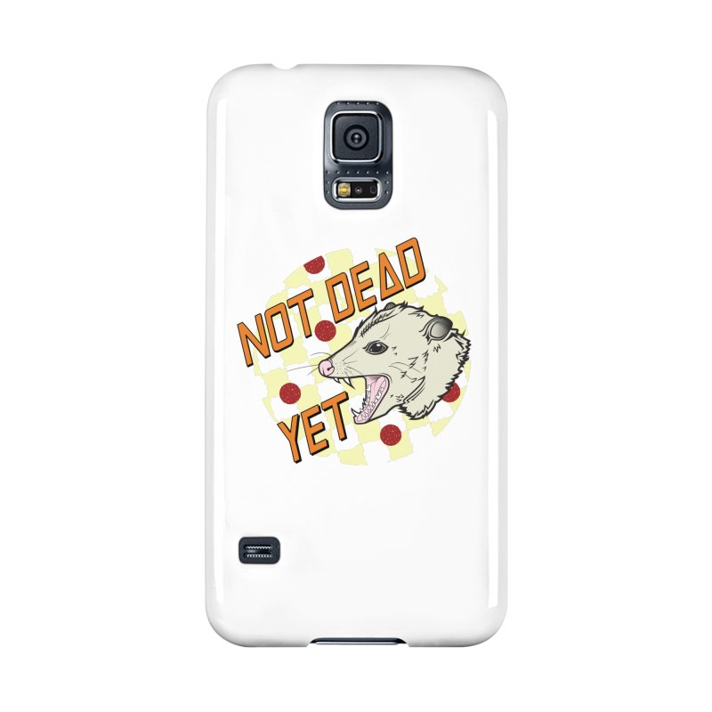 Snarls Barkley Round Logo Accessories Phone Case by Not Dead Yet Merch