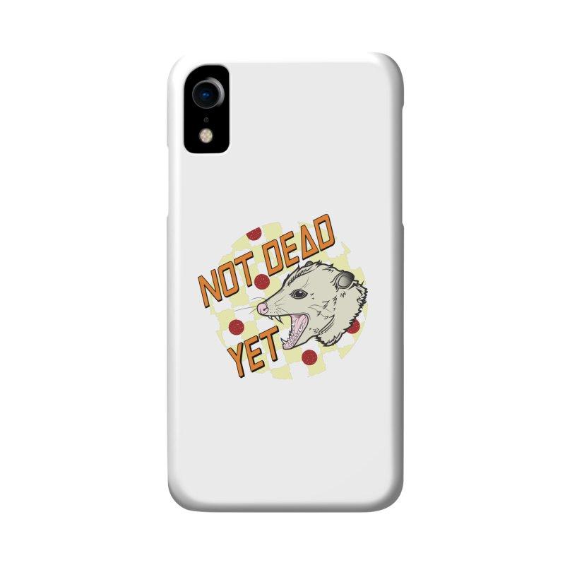 Snarls Barkley Round Logo Accessories Phone Case by Not Dead Yet Merch