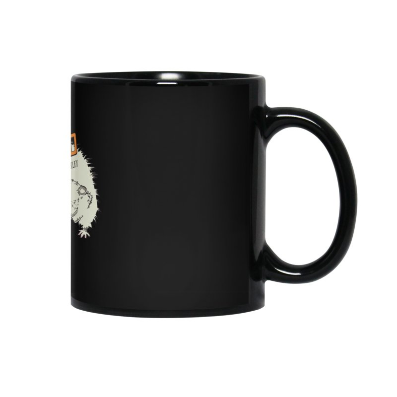 2-Logo Bonus Cup Accessories Mug by Not Dead Yet Merch