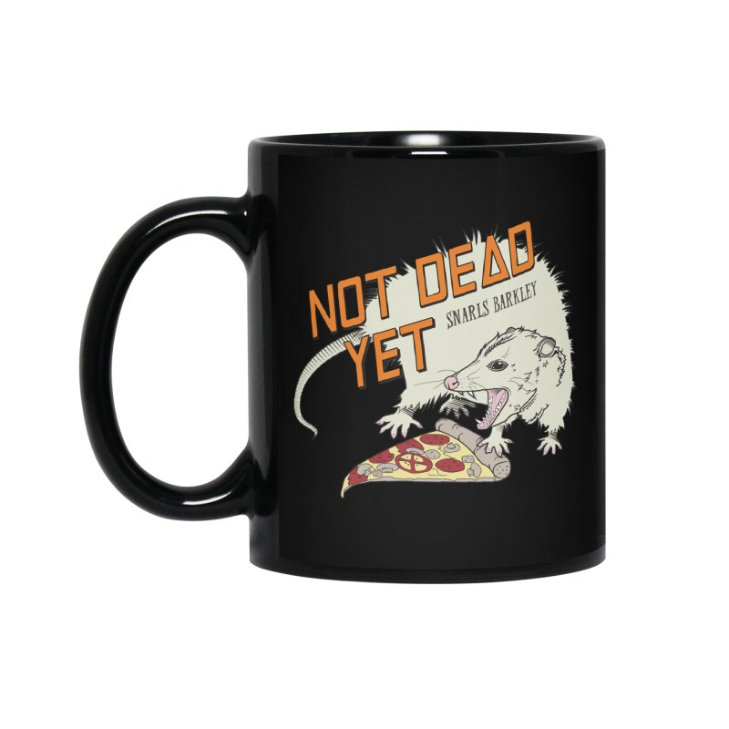 Snarls Barkley Mug Accessories Mug by Not Dead Yet Merch