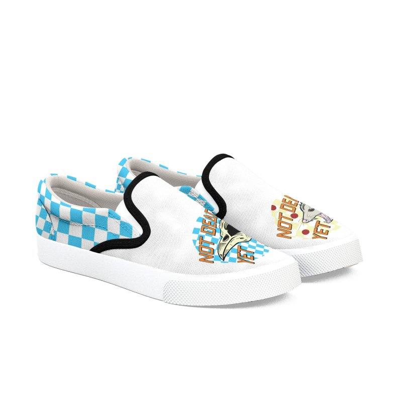 NDY Bucketfeet shoes Women's Slip-On Shoes by Not Dead Yet Merch