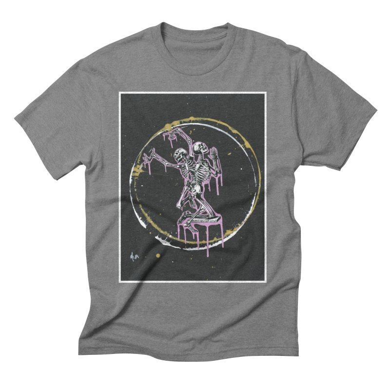 Dance till it's time to pray again Men's T-Shirt by notes and pictures's Artist Shop