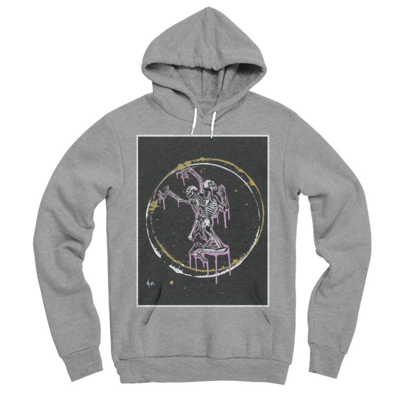 Dance till it's time to pray again Women's Sponge Fleece Pullover Hoody by notes and pictures's Artist Shop